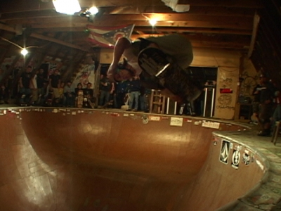 The Bowls of Skatopia – The Punisher